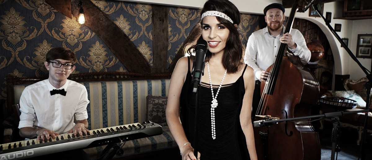 Jazz/Pop Crossover and Postmodern Jukebox Style bands