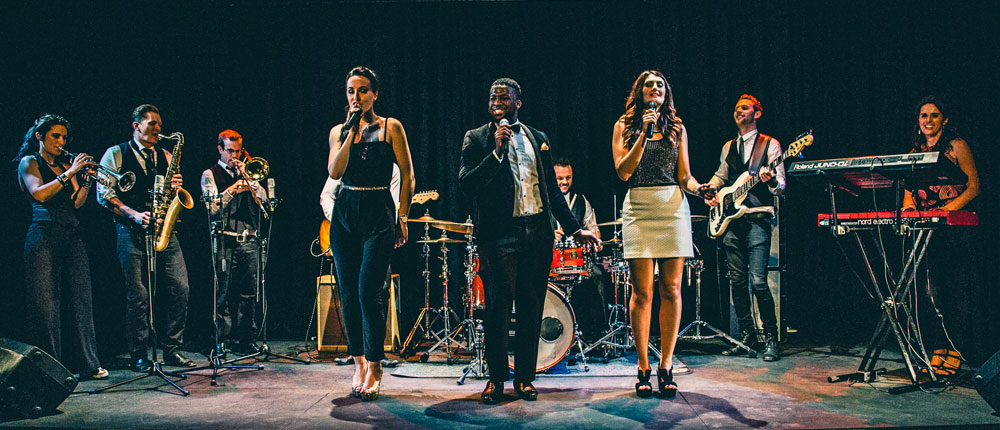 Hampshire Soul and Motown Bands