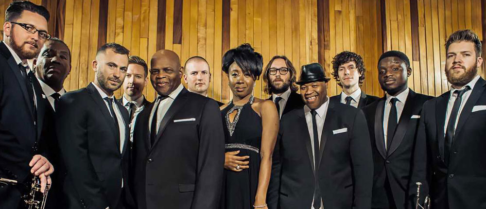 Oxfordshire Soul and Motown Bands