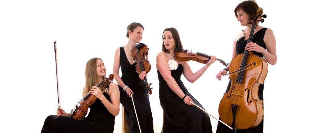 String Quartet Wedding.Berkshire String Quartets Wedding String Quartets In Berkshire