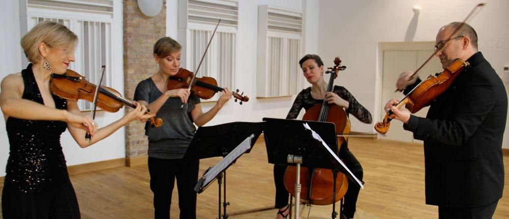Essex String Quartets | Wedding String Quartets in Essex