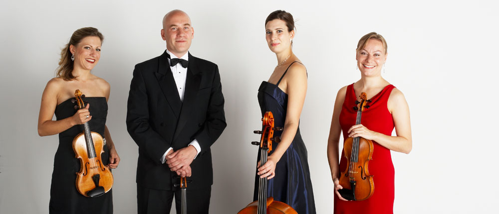 Hampshire String Quartets