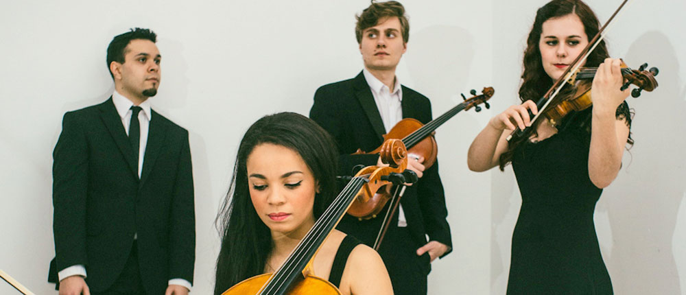 Sheffield String Quartets