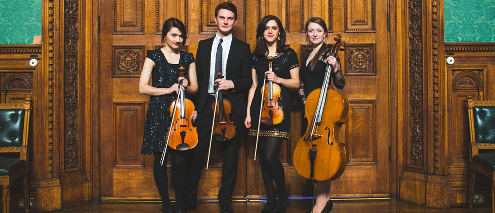 South Wales String Quartets