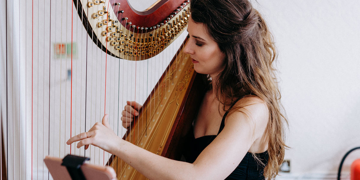 Harpists For Hire