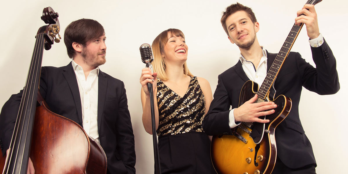 Jazz Trios For Hire