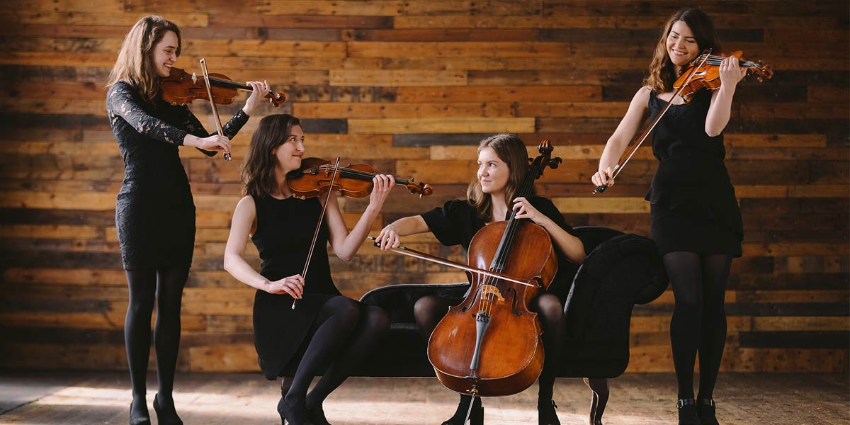 String Quartets & Ensembles For Hire