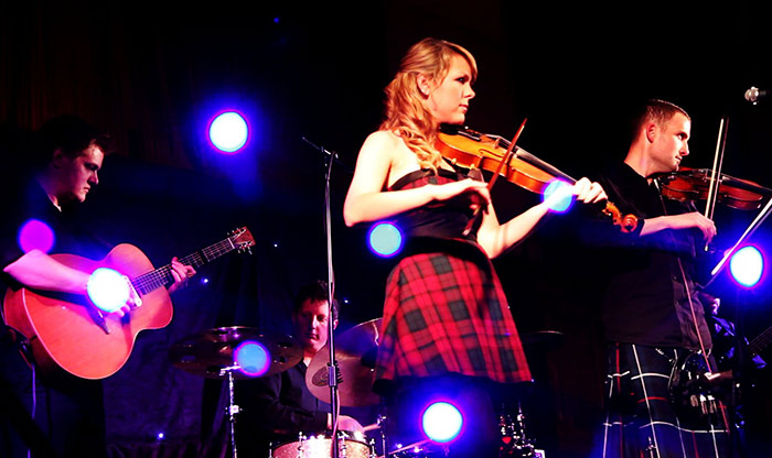 Click To Enlarge Image 3 Ceilidh Band Hire
