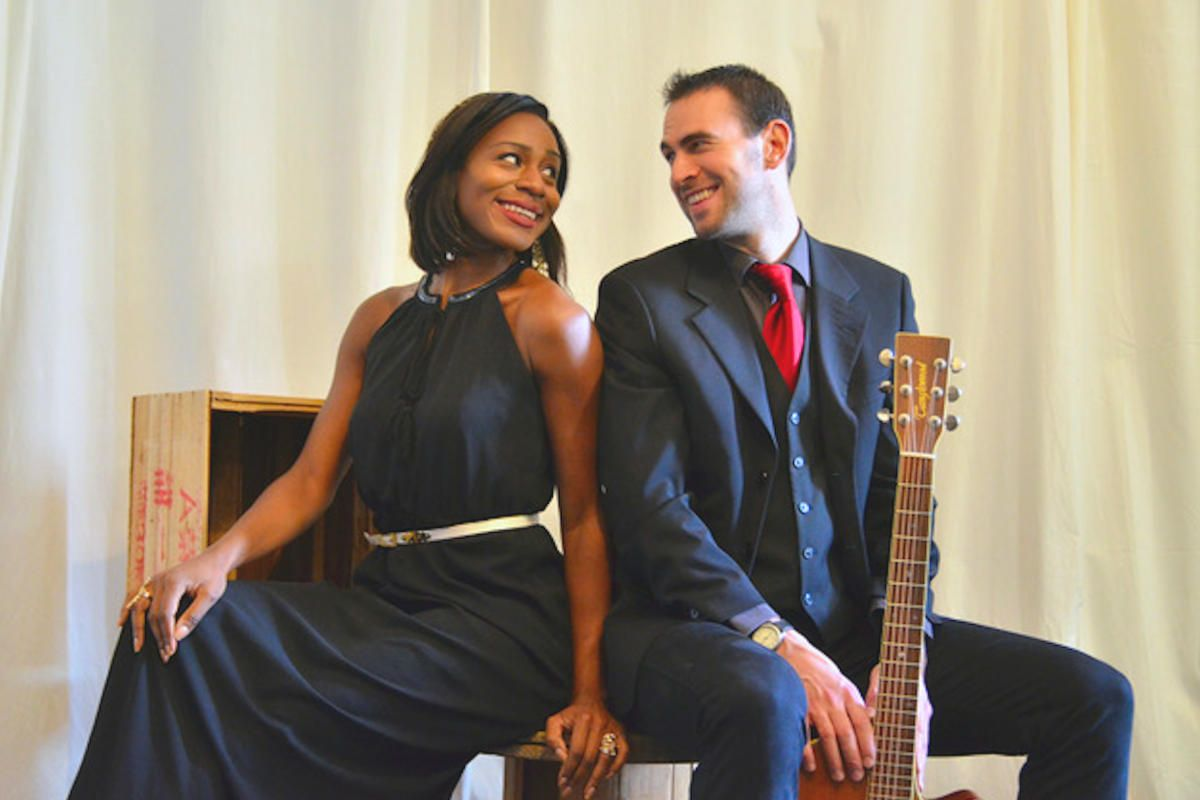 Acoustic Duo for Weddings | Female Vocalist / Acoustic Guitar