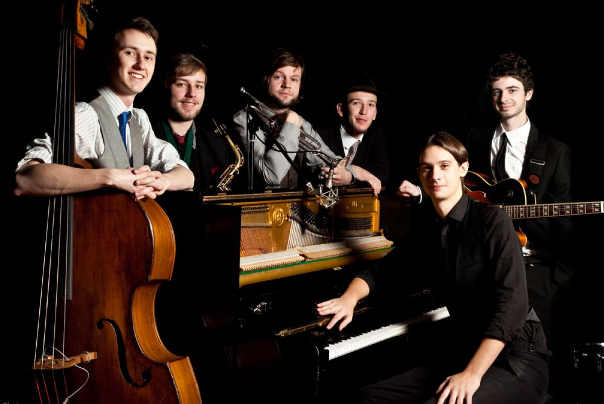 Hire a 1920's Swing Band | Vintage Swing Band For Hire