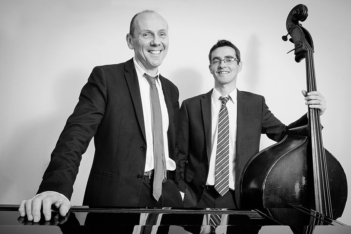 North West Jazz Duo or Trio for Hire