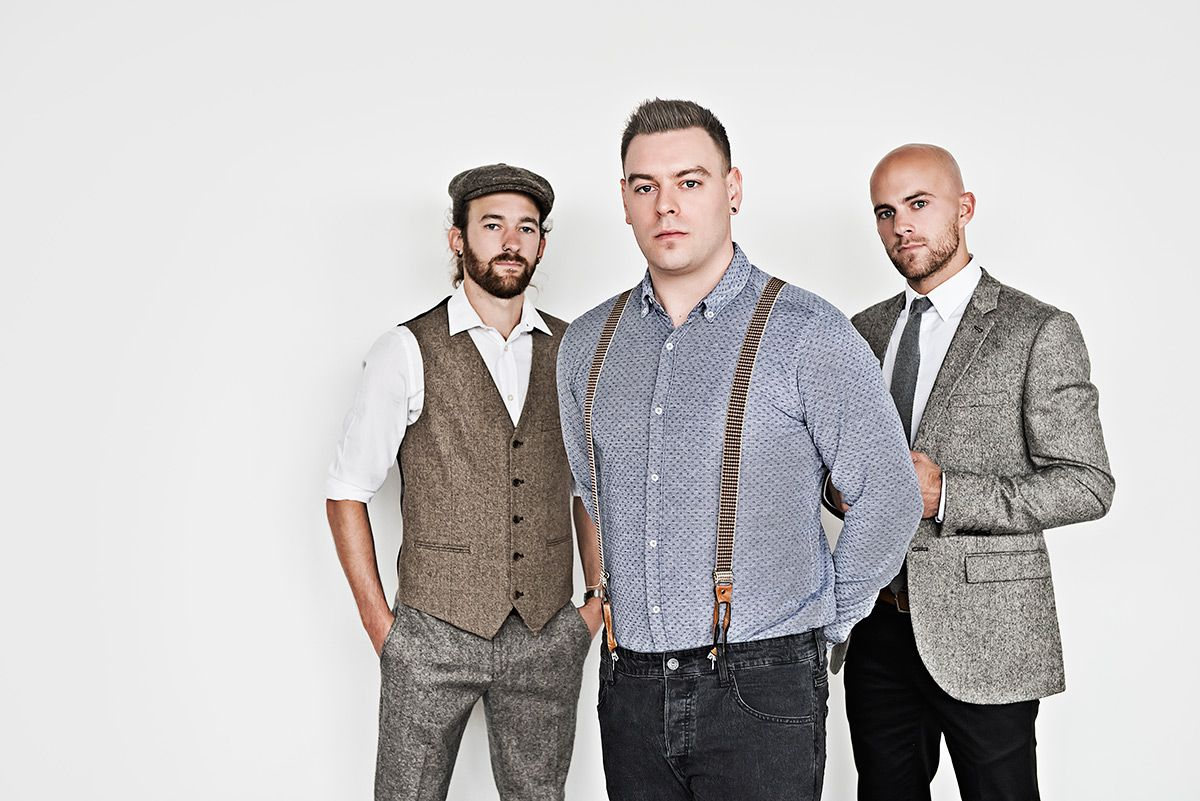 Male Fronted Classic Soul & Modern Pop Function Band for Hire