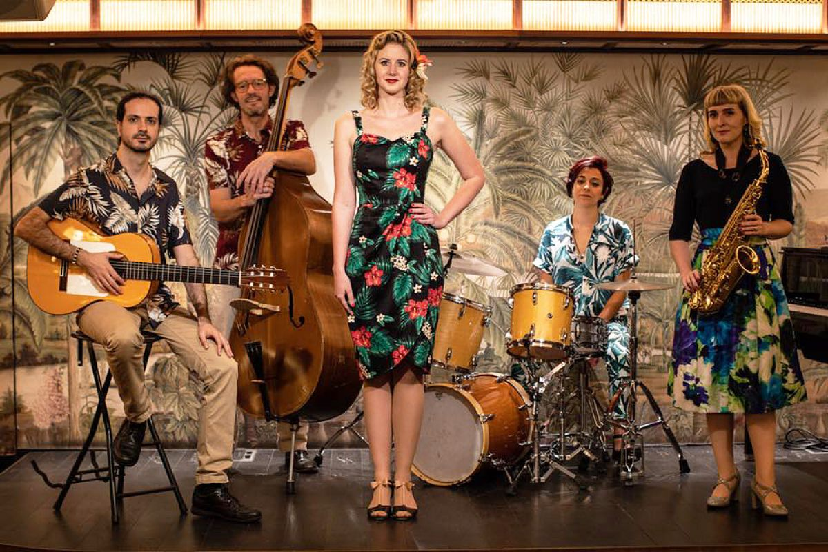 1920s Trad Jazz & Swing Band for Hire