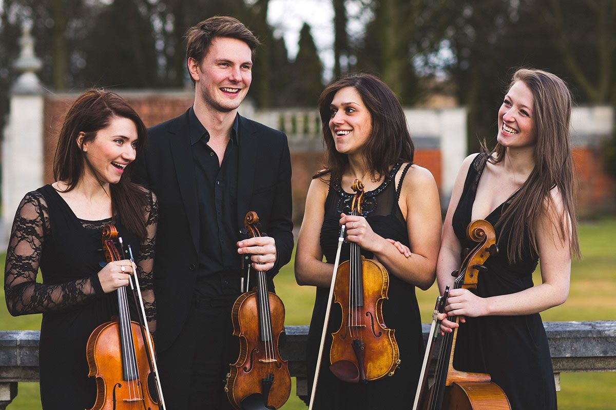 Classical Musicians For Hire | String Quartets, Guitarists