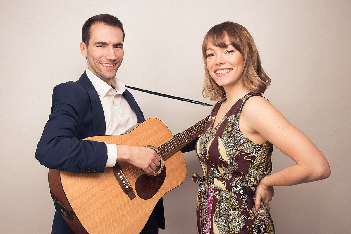 Acoustic Duo for Weddings and Functions