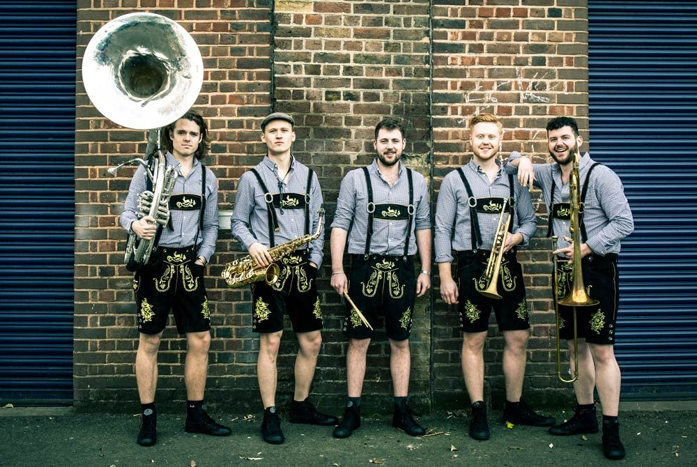 Oompah Party Band