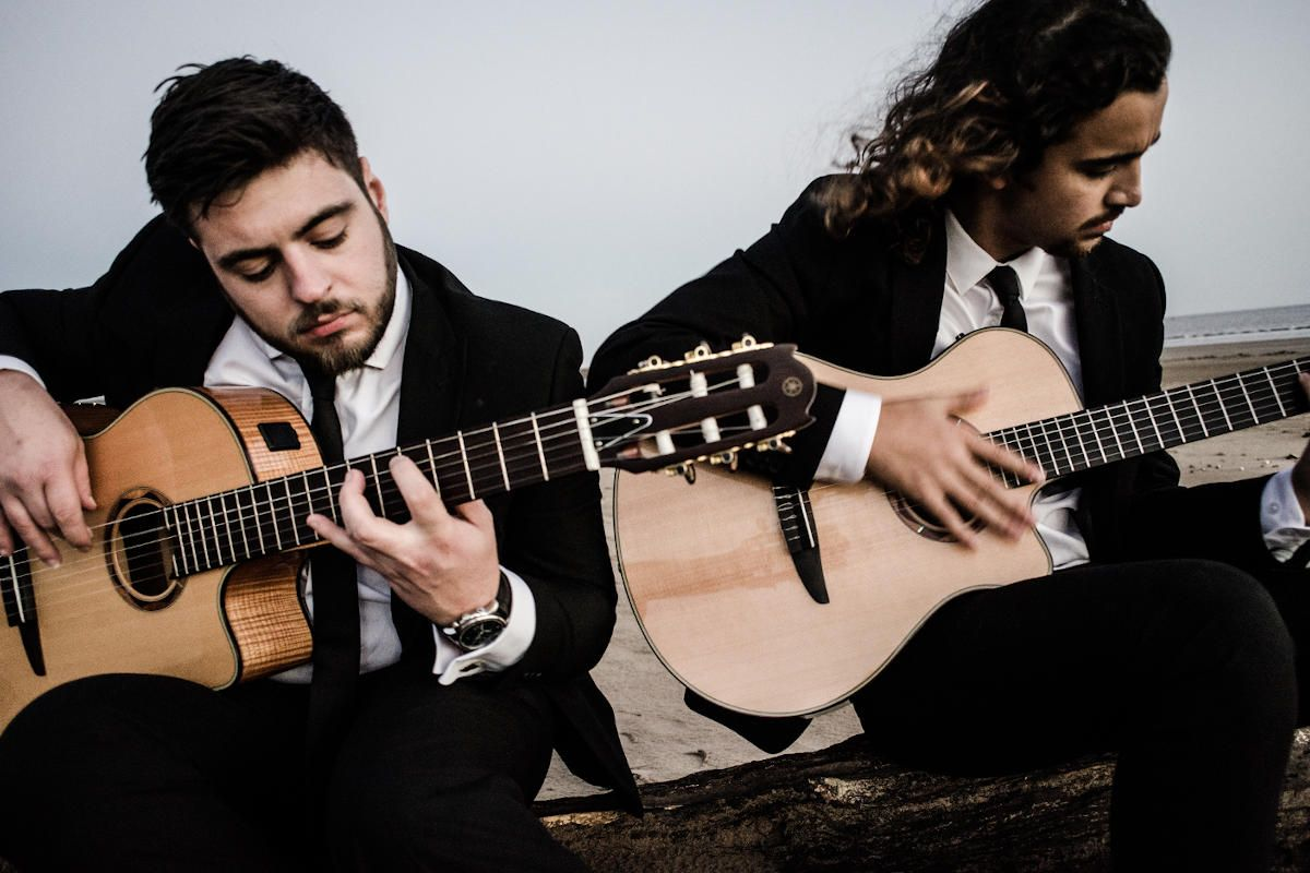 Spanish, Flamenco, Classical Acoustic Duo