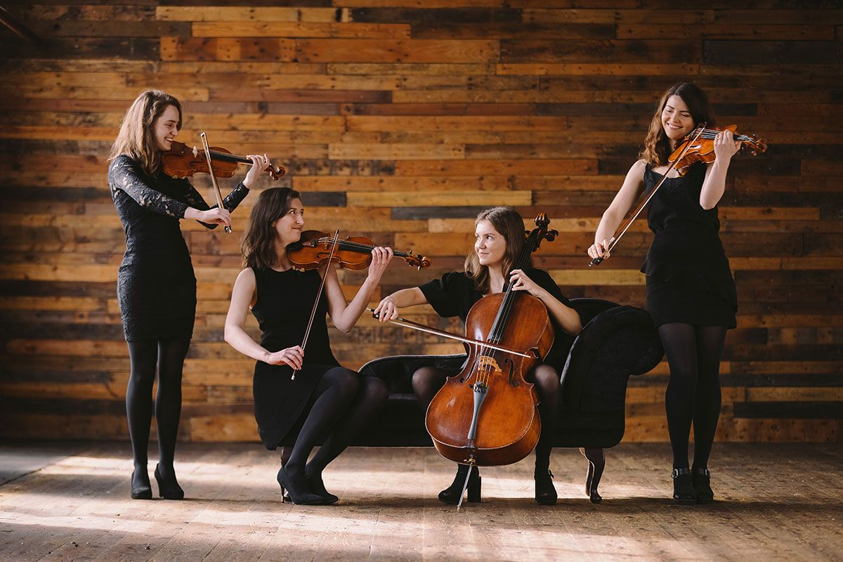 Northern West Female Acoustic & Electric String Ensemble