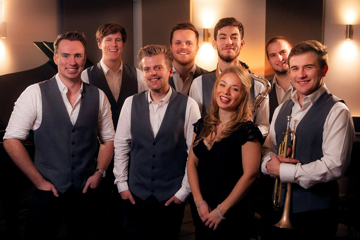 Postmodern Jukebox style band for hire