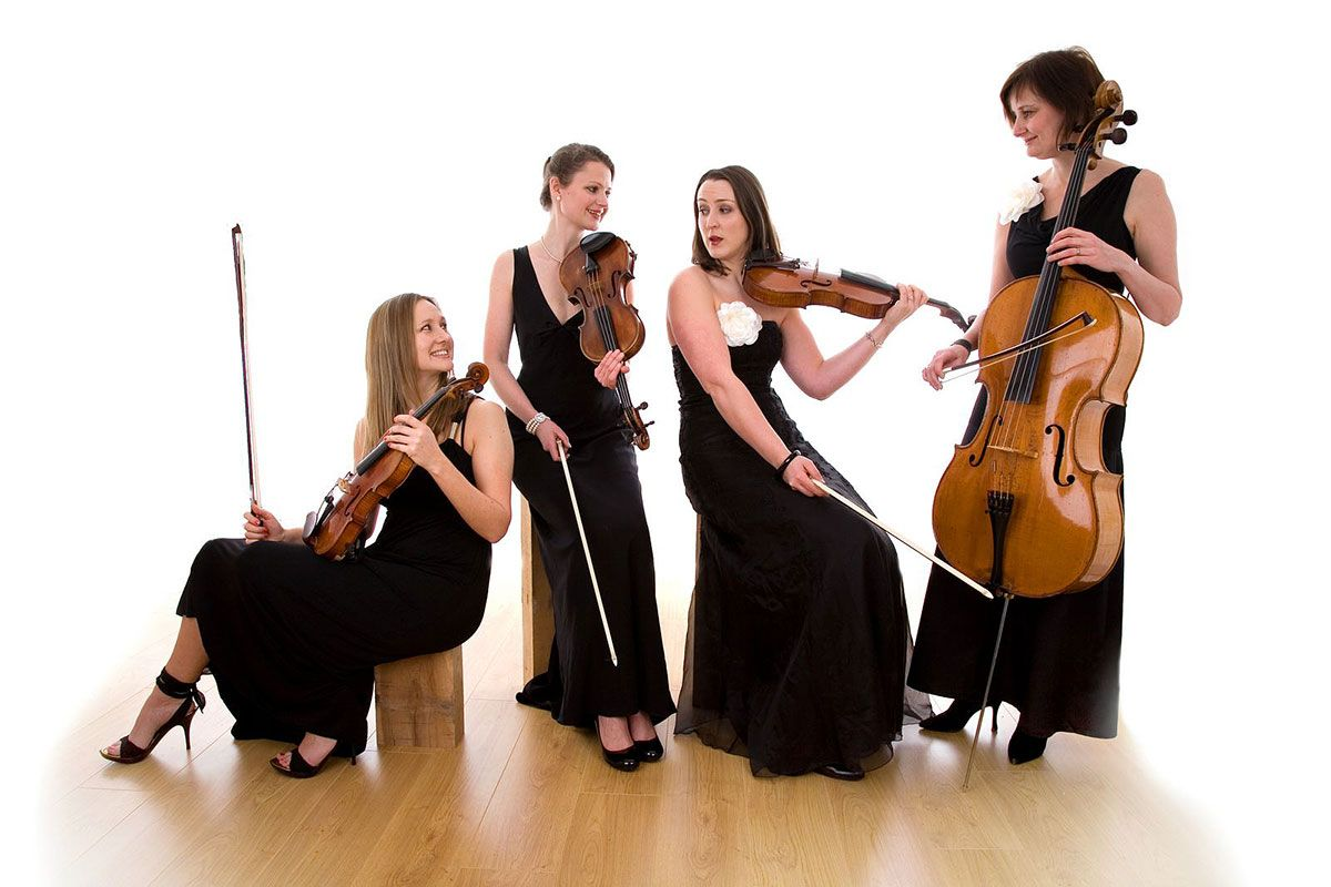 Classical String Ensemble for Weddings & Events