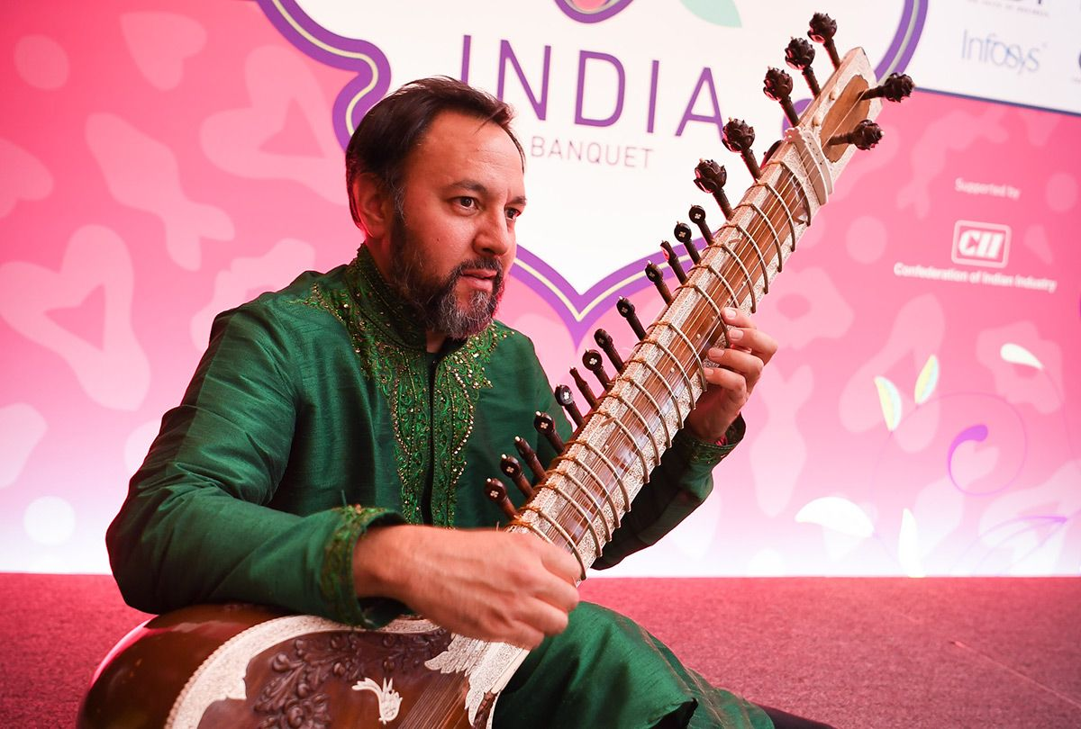Sitarist for Hire