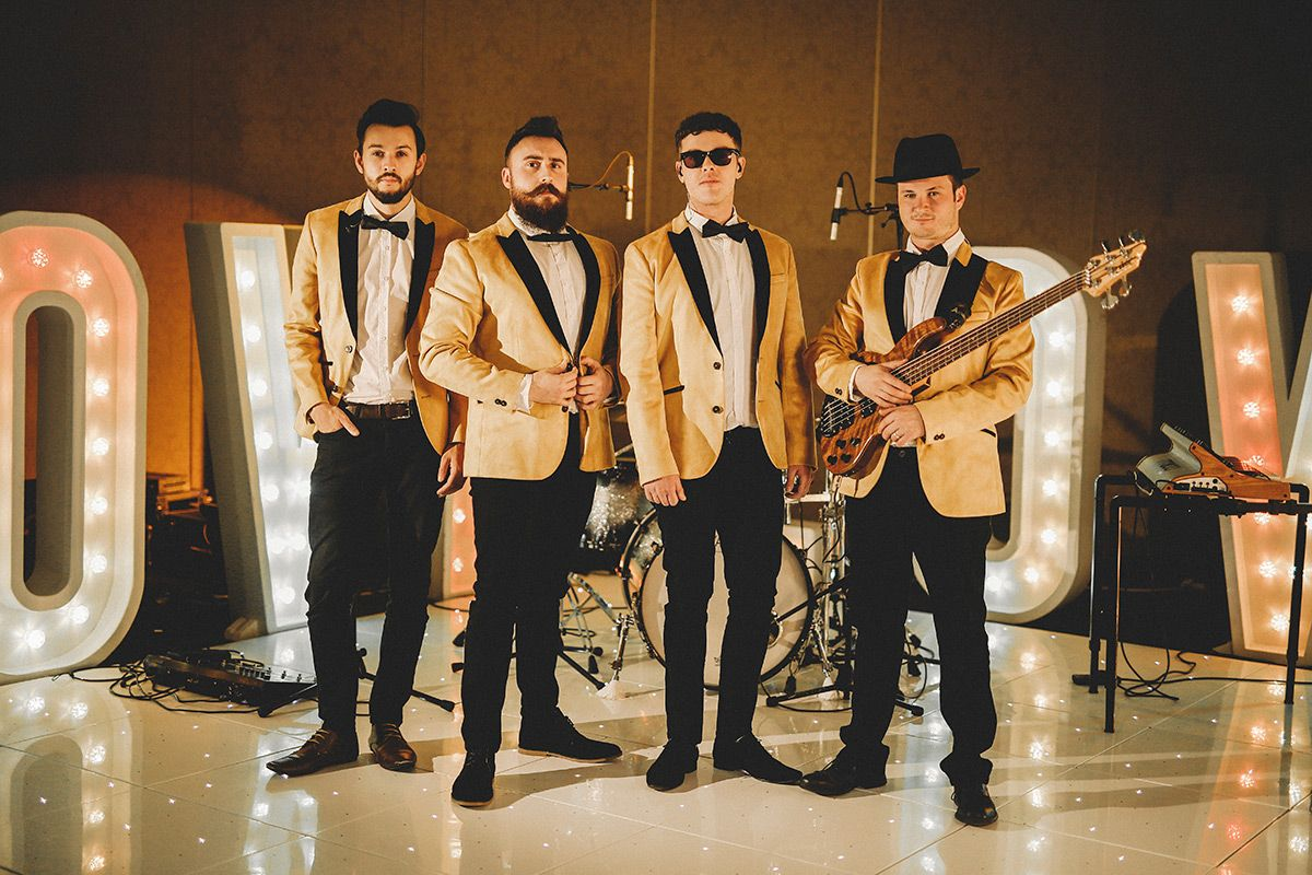 Male Fronted Soul, Funk & Pop Band
