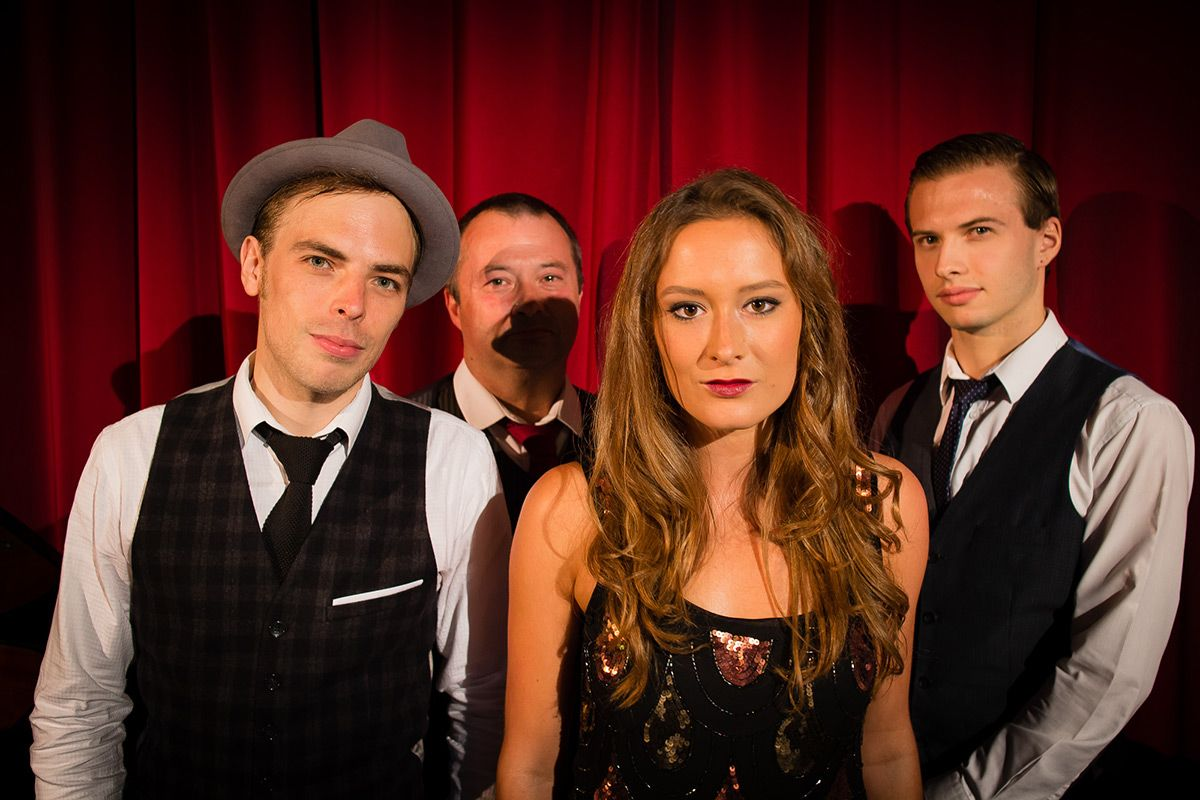 Female Fronted Jazz & Swing Band for Hire