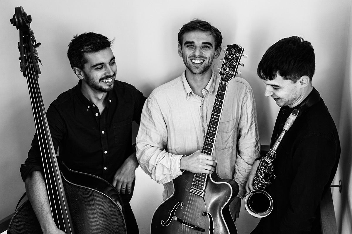 Instrumental Swing & Gypsy Jazz Trio Based in London