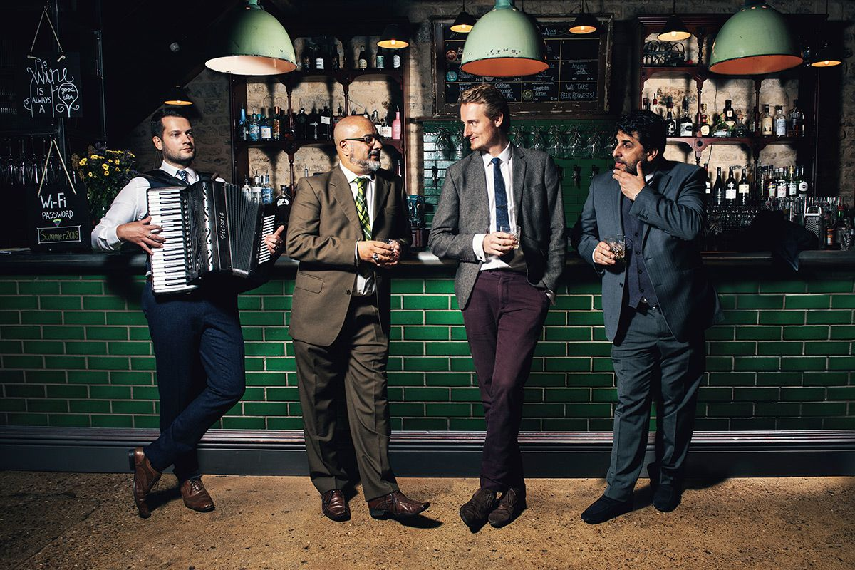 Midlands Gypsy Jazz Band